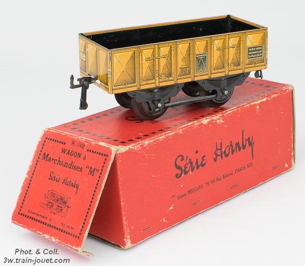 Datation et Boîtes d'Origines? BO-Hornby-1