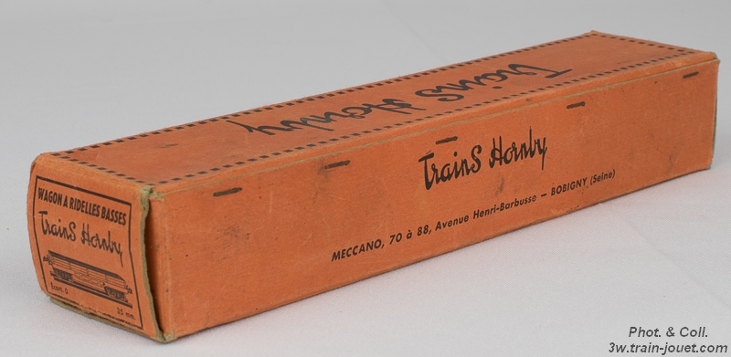 Datation et Boîtes d'Origines? BO-Hornby-4