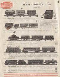 Comptoir d 39 electricit franco belge catalogue jouets 1938 - Comptoir lyonnais electricite catalogue ...