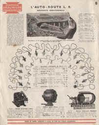 Comptoir d 39 electricit franco belge catalogue jouets 1938 - Comptoire d electricite franco belge ...