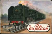 Catalogue Au Pélican 1949